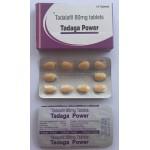Extra Super Cialis / Tadalafil Power 80 mg