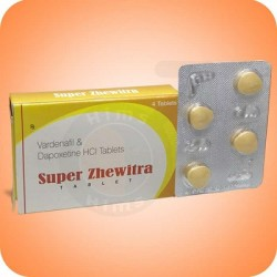 Super Zhewitra / Levitra + Dapoxetine