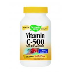 Витамин С и биофлавони