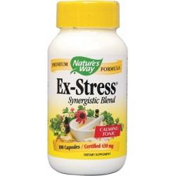 Екс-стрес – сбогом на стреса